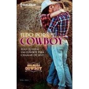 Livro Harlequin Vol. 001: Tudo Por Um Cowboy Diana Palmer