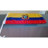 Bandera Para Carro Ecuador Venezuela