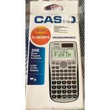 Calculadora Casio Fx3560p Nueva