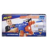 Nerf Hyperfire Elite Blaster N Strike Martoyz