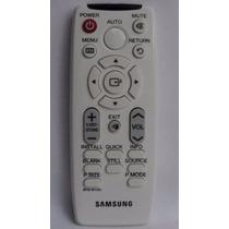 Control Remoto Original Samsung Para Proyector Spm270 Spm300