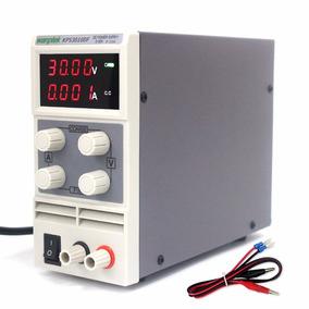 Fuente Variable Laboratorio 30v 10a 4 Digitos Electronica