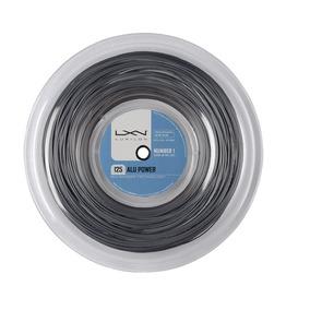 Cuerdas Wilson - Alu Power 125 Silver Reel - Tenis
