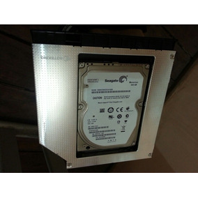 Hd Seagate 640gb + Adaptador Para Notebook