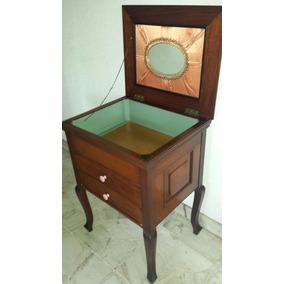 Mueble costurero antiguo muebles antiguos en mercado for Mueble costurero