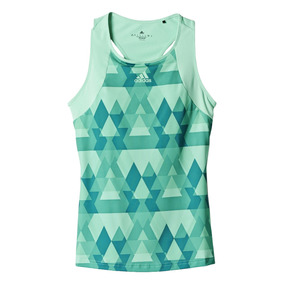 Musculosa adidas Club Printed Trend
