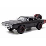 Dodge Charger Off Auto De Coleccion Rapido Y Furioso Toretto
