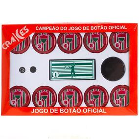 Jogo De Botão Ax Esportes Tricolor Carioca