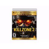 Killzone 2 Edicion Favoritos Ps3 Cd Fisico Nuevo Y Sellado