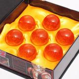 Dragon Ball Z Esferas Del Dragon 4.5 Cm Diametro Goku Gohan