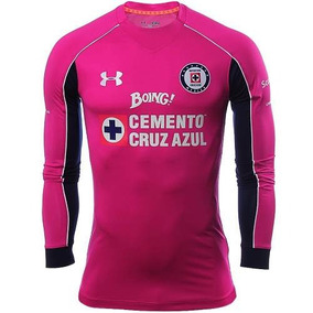 Playera Futbol Cruz Azul 15/16 Para Niño Under Armour Ua1572