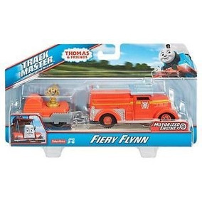 Thomas And Friends, Fiery Flynn, Fisher Price Trackmaster