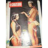 O Cruzeiro - Abril 1972 - Chacrete India Potira