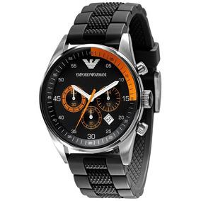 Reloj Emporio Armani Ar5878 Sportivo 100% Genuino