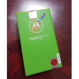 Moto G5 Plus - Caja Sellada (adquirido En Claro)