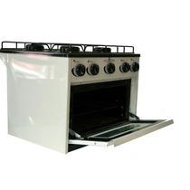 Anafe Mini Cocina 4 Hornallas C/horno Oferta!