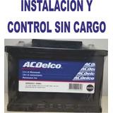 Bateria Auto 60ah Chevrolet Agile Ls Fun Acdelco Instalada