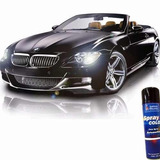 Tinta Spray Automotiva Preto Cadilac / Black Piano Pu 300ml