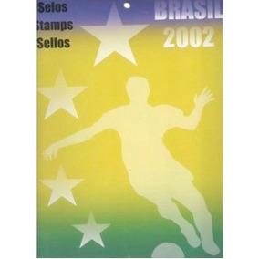 Ca-3006 - Colecao Anual De Selos Do Brasil - 2002