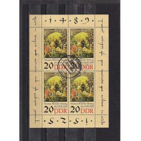 Resultado de imagem para Selo da RDA em homenagem a Thomas Müntzer (1989, último ano de existência da RDA)