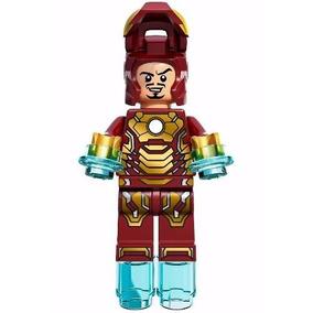 Lego Boneco Homem De Ferro - Super Heroes - Frete R$6,00