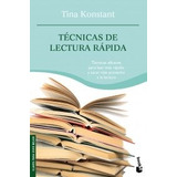 Técnicas De Lectura Rápida; Tina Konstant Envío Gratis