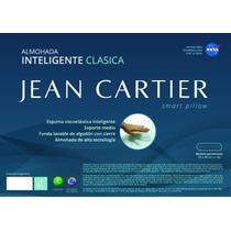 Almohada Inteligente Jean Cartier Viscoelastica Combo X2