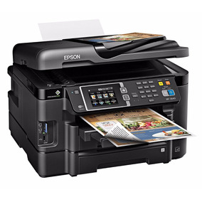 Epson Workforce Wf-3640 Wireless Color All-in-one