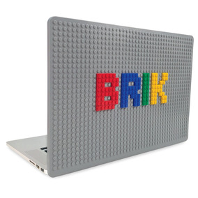 Brik Book Funda Case Macbook Air 13 Personalizable Con Lego