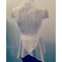 Camisa Mujer Gaza Con Lazo Hermosa Super Fina Y Sexy