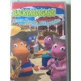 Dvd Backyardigans Uma Banda Diferente - Lacrado - Original