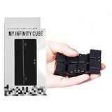 Novedad Velocidad Infinity Fidget Cube Con Reducción De Pre