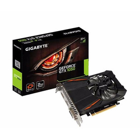 Placa De Vídeo Gigabyte Geforce Gtx1050 2gb Gv-n1050d5-2gd