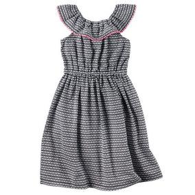 Hermoso Vestido Marca Carters Para Niña Talla 3 Años A8