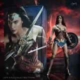 Hot Toys Wonder Woman Deluxe Justice League