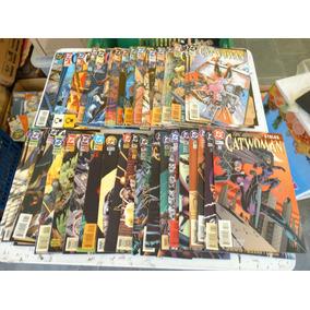 Catwoman! Vários! R$ 10,00 Cada! Dc Comics 1993-94 Em Inglês