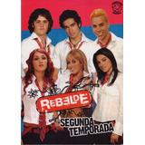 Rebelde Rbd Segunda Temporada 2 Dos Telenovela Dvd