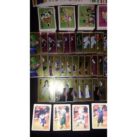 Dragon Ball Z Warriors Album 700 Estampas Lote A