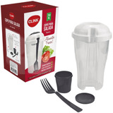 Copo Para Salada De Plástico 700ml - Clink