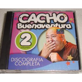 Cacho Buenaventura Discografia Completa Vol.2 Cd Sellado