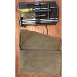 Kit De Limpieza Para Fusil Fal En Uso En Ejército Argentino