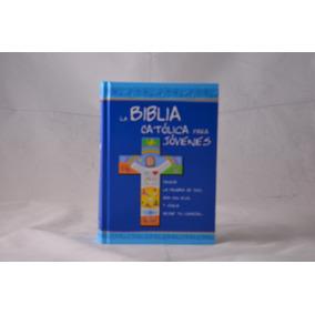 Biblia Catolica Para Jovenes Standar Tapa Dura