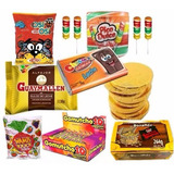 Combo Golosinas Choc. Cumpleaños Candynet - 40 Chicos Oferta