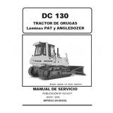 Manual De Serviço Da New Holland Trator De Esteiras Dc 130