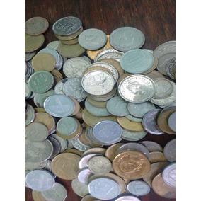1/2 Kilo De Monedas Argentinas + Nueva Moneda 2 Pesos 2016