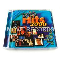 Solo Hits 2000 / Lo Mejor Del Año Thalia Ov7 Cd Emi 2000