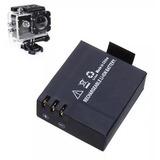 Bateria Pila Para Camara De Accion Tipo Go Pro 3.7v