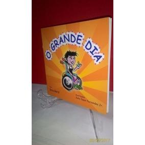 Livro O Grande Dia Por Rita Garzi *foto Real Rita Garzi