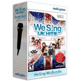 Juego Wii We Sing