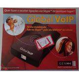 Global Voip , Skype , Telefonia Pelo Computador , Via Usb